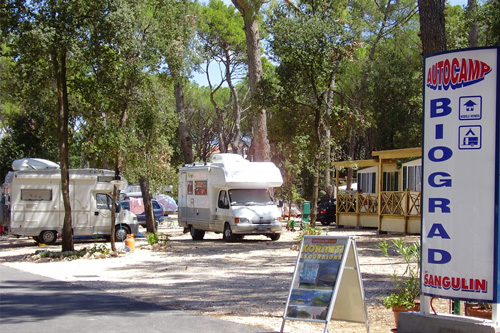 mobile homes biograd